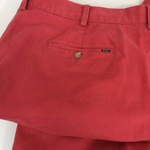 Polo Ralph Lauren blue label chinos  size 32 x 34